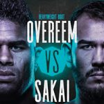 """UFC Fight Night 176: """"Overeem vs Sakai"""" Live Play-By-Play & Results"""