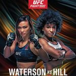 """UFC Fight Night 177: """"Waterson vs Hill"""" Live Play-By-Play & Results"""