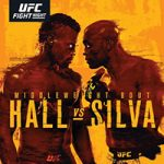 "UFC Fight Night 181: ""Hall vs Silva"" Live Play-By-Play & Results"