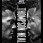 "UFC Fight Night 183: ""Thompson vs Neal"" Live Play-By-Play & Results"