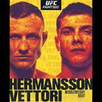 """UFC On ESPN 19: """"Hermansson vs Vettori"""" Play-By-Play & Results"""