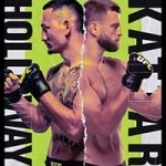 "UFC On ABC 1: ""Holloway vs Kattar"" Live Play-By-Play & Results"