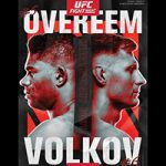 "UFC Fight Night 184: ""Overeem vs Volkov"" Live Play-By-Play & Results"