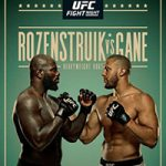 "UFC Fight Night 186: ""Rozenstruik vs Gane"" Play-By-Play & Results"