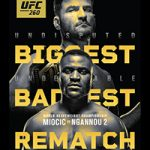 "UFC 260: ""Miocic vs Ngannou 2"" Live Play-By-Play & Results"