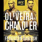 """UFC 262: """"Oliveira vs Chandler"""" Live Play-By-Play & Results"""