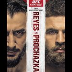 "UFC On ESPN 23: ""Reyes vs Procházka"" Live Play-By-Play & Results"