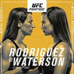 """UFC On ESPN 24: """"Rodriguez vs Waterson"""" Play-By-Play & Results"""