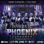 """Invicta FC: """"Phoenix Series 4"""" Live Play-By-Play & Results"""