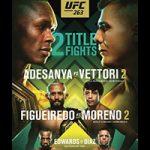 "UFC 263: ""Adesanya vs Vettori 2"" Live Play-By-Play & Results"