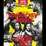 """UFC On ESPN 26: """"Makhachev vs Moises"""" Live Play-By-Play & Results"""