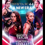 Invicta Fighting Championships 44 Live Play-By-Play & Results
