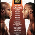 """UFC 265: """"Lewis vs Gane"""" Live Play-By-Play & Results"""