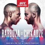 """UFC On ESPN 30: """"Barboza vs Chikadze"""" Live Play-By-Play & Results"""