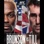 "UFC Fight Night 191: ""Brunson vs Till"" Live Play-By-Play & Results"