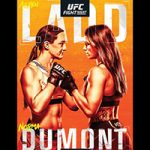 """UFC Fight Night 195: """"Ladd vs Dumont"""" Live Play-By-Play & Results"""
